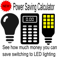 Power Saving Calculator