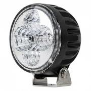 LED Waterproof Work Light - 12W - 960 Lumen - Black