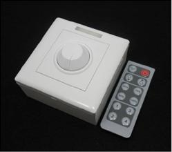 Led 12 24v Dc Dimmer With 12 Key Remote Control Pwm