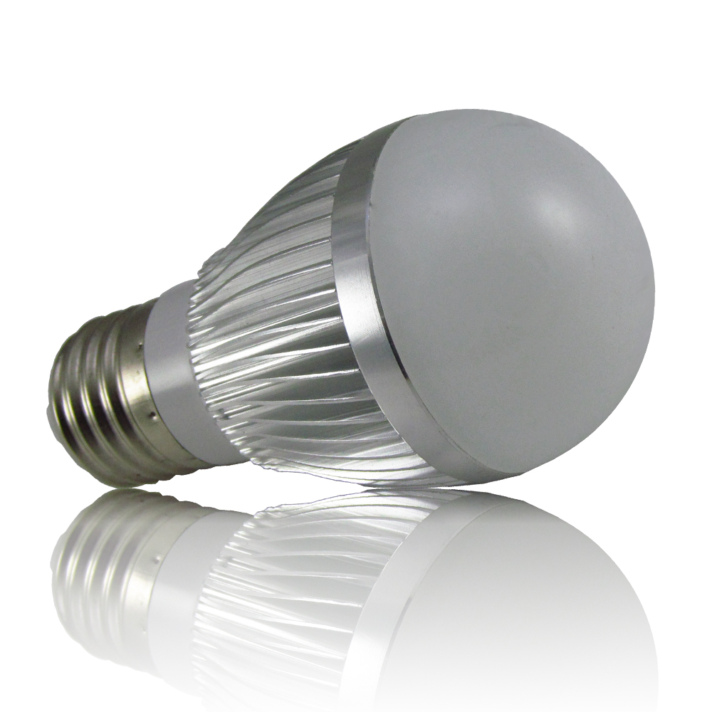 Dimmable 5 Watt Led Bulb Replaces 50w Incandescent Leds Unlimited