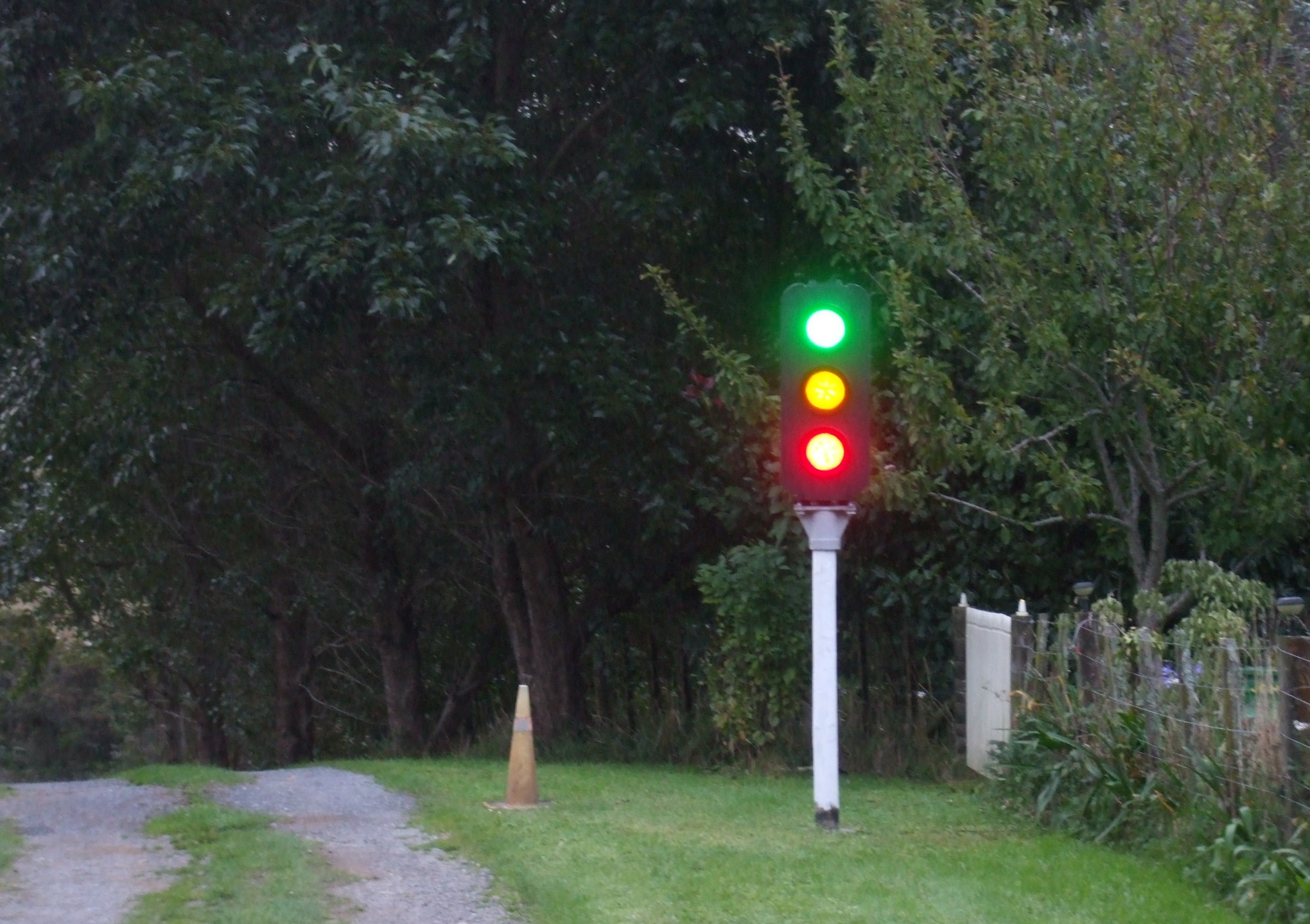 Traffic Light Converted To Led Leds Unlimited